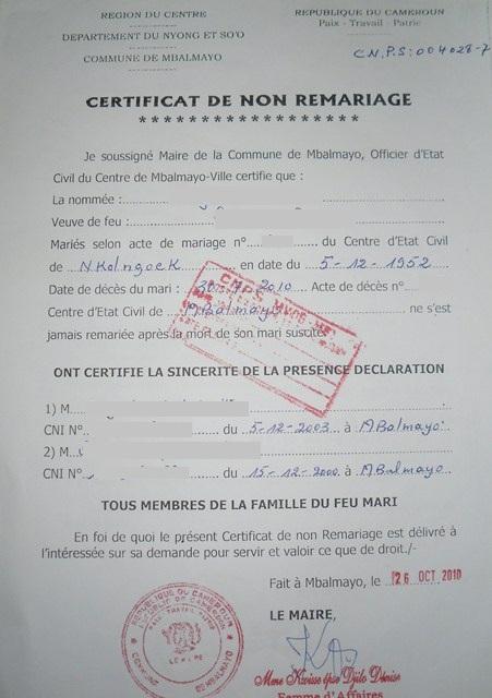 code du travail camerounais 2016 pdf