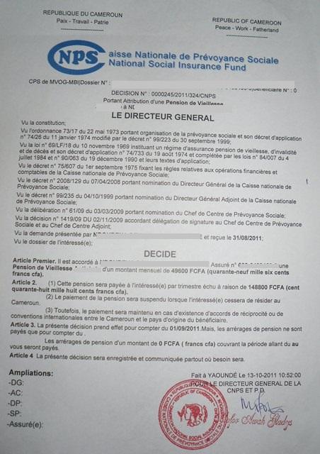 Notification De D Ef Bf Bdcision De Droit Au Ch Ef Bf Bdmage Ville De Paris
