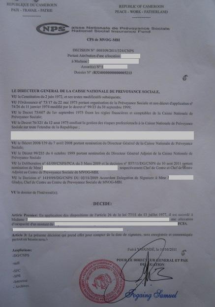 Dossier Demande Allocation Logement Caf