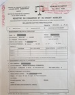 Immatriculation RCCM - personne physique